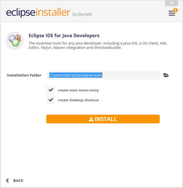 Eclipse - Installation PC et MAC - getBrain fr