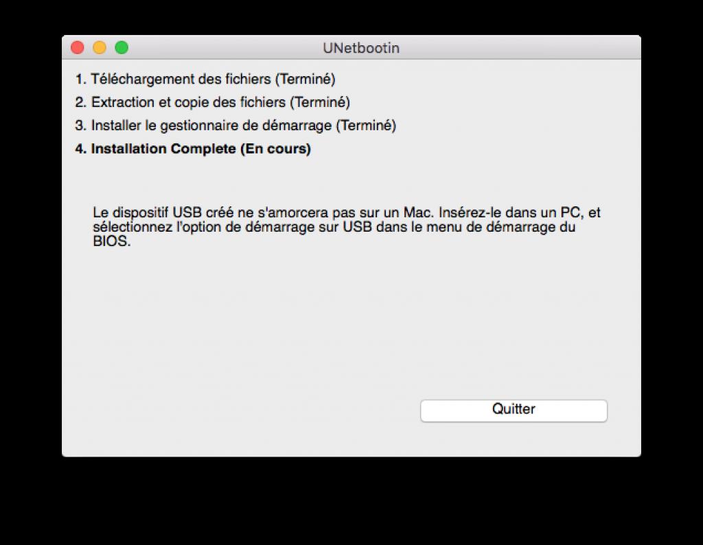 Créer un Live USB de Ubuntu depuis macOS - getBrain fr